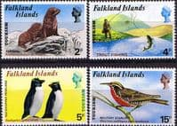 Falkland Islands 1974 Tourism Set Fine Mint