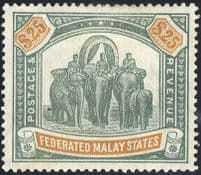 Federeated Malay States