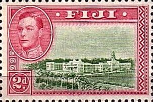 Fiji 1938 SG 255 Government Offices Fine Mint