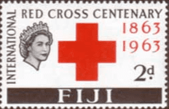 Fiji 1963 Red Cross SG 333 Fine Mint