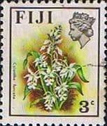 Fiji 1971 Birds and Flowers SG 437 Fine Used