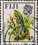 Fiji 1971 Birds and Flowers SG 438 Fine Used