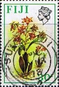 Fiji 1971 Birds and Flowers SG 446 Fine Used