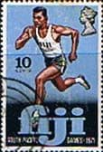 Fiji 1971 South Pacific Games SG 452 Fine Used