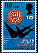 Fiji 1972 Festival of Arts Fine Mint