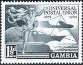 Gambia 1949 Universal Postal Union SG 166 Fine Mint