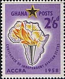 Ghana 1958 Independent African States SG 192 Fine Mint