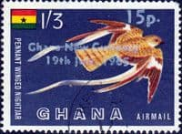 Ghana 1965 New Currency SG 392 Fine Used