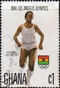 Ghana 1984 Olympic Games SG 1104 Fine Used