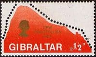Gibraltar 1969 SG 236 New Costitution Fine Mint