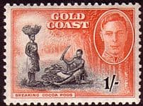 Gold Coast King George VI