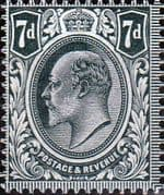Great Britain 1902 King Edward VII SG 249 Fine Mint