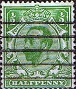 Great Britain 1911 King George V SG 325 Fine Used
