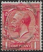 Great Britain 1912 King George V SG 358 Fine Used