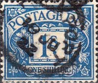 Great Britain 1914 Post Due SG D 8 Fine Used