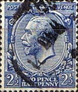 Great Britain 1924 King George V SG 422 Fine Used