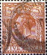 Great Britain 1924 King George V SG 425 Fine Used