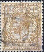 Great Britain 1924 King George V SG 429 Good Used
