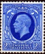Great Britain 1934 King George V Head SG 443 Fine Mint