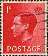 Great Britain 1936 King Edward VIII SG 458 Fine Used