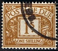 Great Britain 1955 Post Due SG D 53 Fine Used
