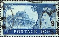 Great Britain 1955 Queen Elizabeth II Definitive Castles SG 538 Fine Used