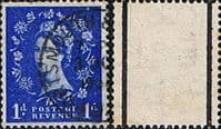 Great Britain 1957 Queen Elizabeth II Definitive Graphite-lined Issue SG 562 Fine Used