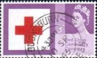 Great Britain 1963 Red Cross Centenary SG 642 Fine Used