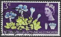 Great Britain 1964 10th International Botanical Congress SG 655 Fine Used