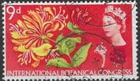Great Britain 1964 10th International Botanical Congress SG 657 Fine Used