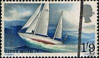 Great Britain 1967 Francis Chichester's World Voyage Set Fine Used