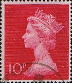Great Britain 1970 High Values SG 829 Fine Used