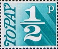 Great Britain 1970 Post Due SG D 77 Fine Mint
