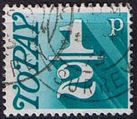 Great Britain 1970 Post Due SG D 77 Fine Used