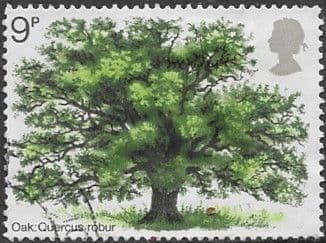 Great Britain 1973 Tree Planting Year Fine Used