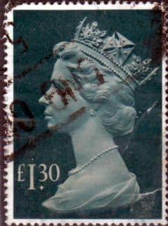 Great Britain 1977 High Values SG 1026b Fine Used