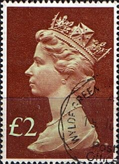 Great Britain 1977 High Values SG 1027 Fine Used