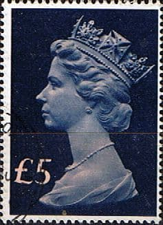 Great Britain 1977 High Values SG 1028 Fine Used