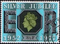 Great Britain 1977 Royal Silver Jubilee SG 1033 Fine Used