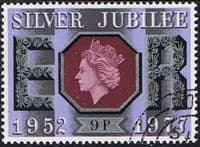 Great Britain 1977 Royal Silver Jubilee SG 1034 Fine Used