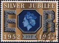 Great Britain 1977 Royal Silver Jubilee SG 1035 Fine Used