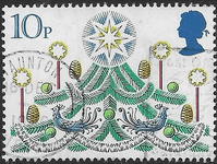 Great Britain 1980 Christmas SG 1138 Fine Used