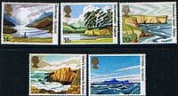 Great Britain 1981 National Trust for Scotland Set Fine Mint