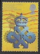 Great Britain 1990 Queen's Awards SG 1497 Fine Used