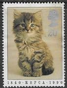 Great Britain 1990 Royal Society for Prevention of Cruelty to Animals SG 1479 Fine Used