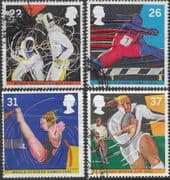 Great Britain 1991 World Student Games Set Fine Used