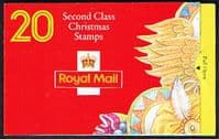 Great Britain 1994 Christmas Booklet SG LX7 Fine Mint