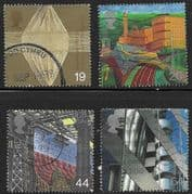 Great Britain 1999 Millennium  The Workers Tale Set Fine Used