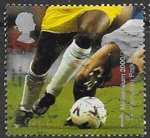 Great Britain 2000 Millennium Projects Body and Bone SG 2167 Fine Used