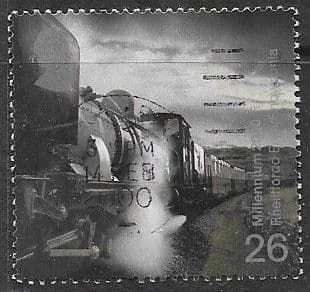 Great Britain 2000 Millennium Projects Fire and Light SG 2130 Fine Used